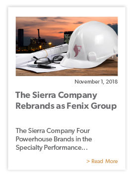 The Sierra Company Rebrands as Fenix Group