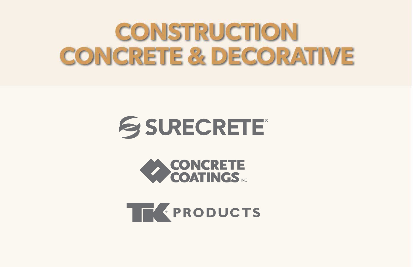 Fenix Concrete Construction Coating Companies